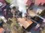 Požár RD 2020